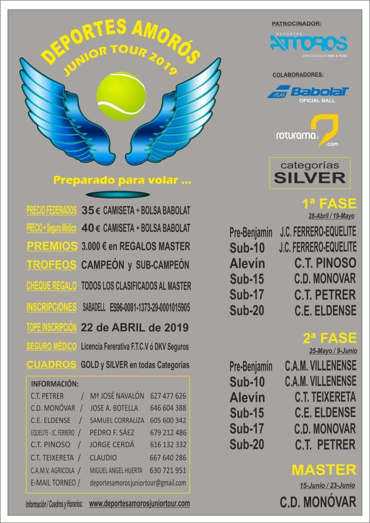 Cartel 2019 silver