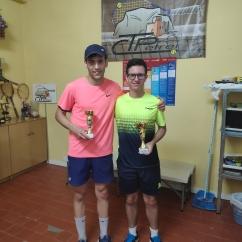 Cuadro Plata, Finalista Carlos Llinares, Campeón Ernesto Guillen