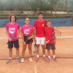 Sub-15 - Josep Poveda/Rosa M. Mira - Jorge Puche/Javier Amat