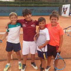 Benjamin - Pau Micó/Edu Sanchez - Yago Pérez/Toni Sanchez